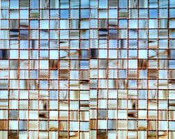 mosaic glass tile floor by vidrepur arts collection 12 with design