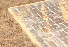 How To Make A Patio Out Of Pavers How To Build A Paver Patio Patios Backyard And Yards