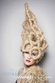 runway hair extensions 87 best runway hair images on avant garde hairstyles