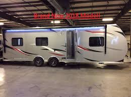 100 garage for rv 2017 forest river vengeance 420v12 fifth