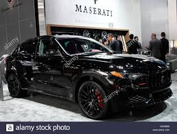 maserati levante blacked out maserati levante stock photos u0026 maserati levante stock images alamy