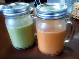 cara membuat thai tea latte thai milk tea skyl ann