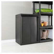 sterilite 4 shelf cabinet flat gray sterilite 2 shelf garage or utility storage cabinet flat gray