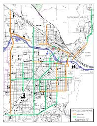 University Of Montana Map by Missoula Maps Get Around Missoula
