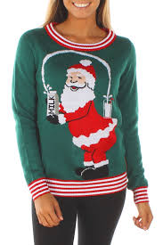 s the sweater tipsy elves