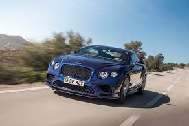 suv bentley 2017 price 2017 bentley continental supersports first drive review saving
