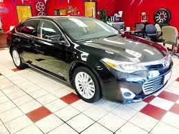 2014 toyota avalon xle touring hybrid 2014 toyota avalon hybrid xle touring 4dr sedan in gainesville ga