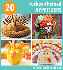 yummy thanksgiving appetizers 20 turkey themed thanksgiving appetizers roundup the decorated