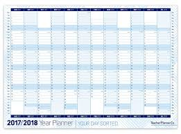 yearly planner template large a1 2017 18 academic student mid year wall planner calendar large a1 2017 18 academic student mid year wall planner calendar amazon co uk office products