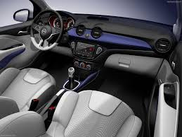 opel cars interior opel adam 2013 pictures information u0026 specs