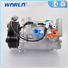 honda crv air conditioner compressor 1997 2006 auto ac compressor hs110r for honda crv 2 0 accord toure