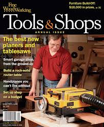 Good Woodworking Magazine Subscription by 195 U2013tools U0026 Shops 2008 Finewoodworking