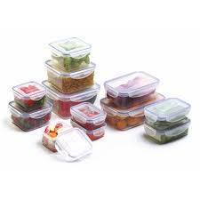 amazon com bellaware airtight food storage containers with 4 side