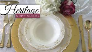 plates for wedding disposable dinnerware plastic wedding plates posh