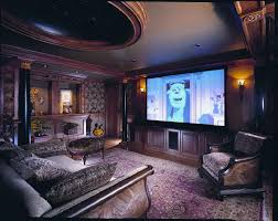 Best Media Rooms Images On Pinterest Media Room Design Home - Home theater interior design ideas