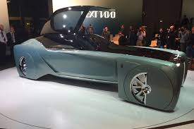 Have A Look At Rolls Royce Vision Next 100 The Future Of Luxury Cars