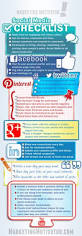 how to create outstanding social media pages infographic