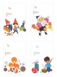 Printable Santa List Templates 41 Sets Of Free Printable Christmas Gift Tags