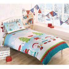 Dinosaur Single Duvet Set Bedding Set Amazing Christmas Toddler Bedding Junior Duvet Cover