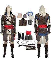 edward kenway costume new costume of edward kenway from assassin s creed iv black