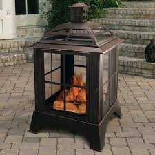Pleasant Hearth Fire Pit - pleasant hearth chesterfield wood burning fire pit u0026 reviews wayfair