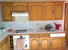 meubles de cuisine en bois brut a peindre meuble cuisine en bois avec d corer la cuisine relooking peinture d