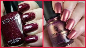 latest nail polish colors for girls u0026 women so beautiful youtube