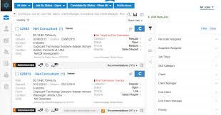 using u0027recommendation u0027 option in jobs dashboard support