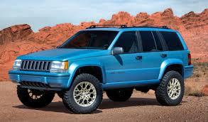 ferrari jeep xj jeep u0026 mopar to unveil concepts at moab for easter safari