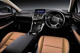 lexus nx interior 2018 lexus nx300h luxury interior autobics