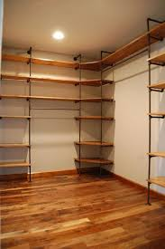Making Wooden Shelves For Storage by Best 25 Closet Shelves Ideas On Pinterest Closet Storage