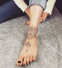 mandala foot tattoo on tattoochief com foot tattoos pinterest