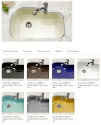 Porcelain Kitchen Sinks by Colored Porcelain Kitchen Sinks
