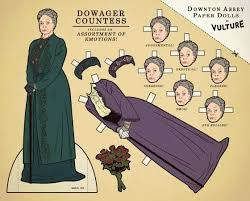 Downton Abbey Meme - period piece paper dolls downton abbey paper dolls