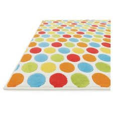 pillowfort dots rug target playroom pinterest playrooms
