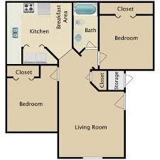 2 bedroom floorplans maravilla apartments availability floor plans pricing