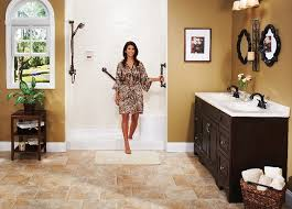 Replacing A Bathtub With A Shower Walk In Showers For Seniors Safe Step Tub