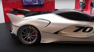 ferrari manifesto laferrari design is perfect for monaco autoevolution