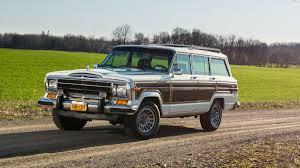 old jeep grand wagoneer a grand wagoneer affair autoweek