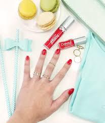 three shades of red three looks mateja u0027s beauty blog