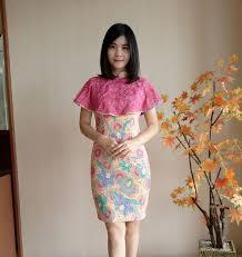gambar model baju batik modern gambar model baju batik wanita 2017 info kebaya modern