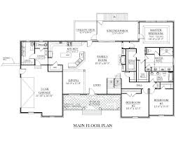 one story house plans with basement 4000 square foot house plans basement floor plan sq ft 4000 sqft