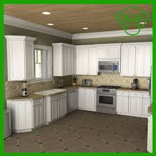 3d model of kitchen set full kitchen 2 by monkeyodoom room