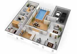 3d house floor plans 2 story 3d home plans pictures awesome house floor designs ideas