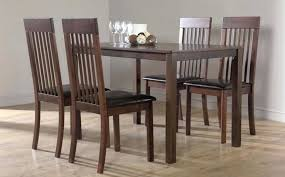 Extending Wood Dining Table Dining Table Dark Wood Dining Room Chairs Table Sets Images