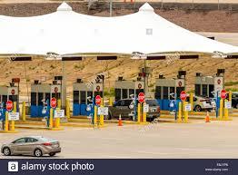 Denver International Airport Murals Pictures by Dia Den Denver International Airport Exit Toll Gates At