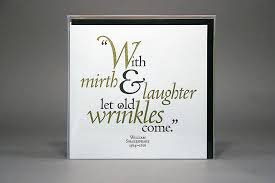 quotes assorted letterpress birthday card pack u2013 blush