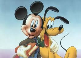 disney images mickey pluto hd wallpaper background photos