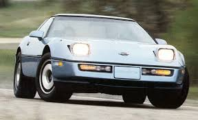 84 corvette value 1984 chevrolet corvette c4 archived road test reviews car