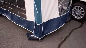 Bradcot Awning Spares Bradcot Portico Porch Awning In Blue Youtube